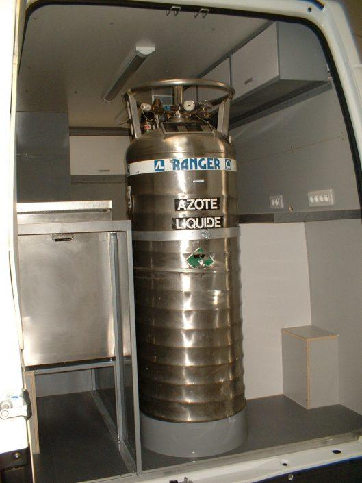 laboratoire mobile