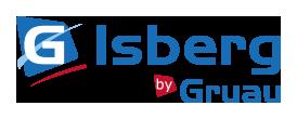 logo isberg by gruau