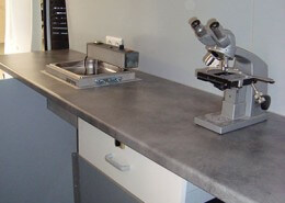 Véhicule laboratoire
