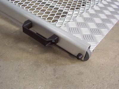 rampe pour TPMR 2 vantaux
