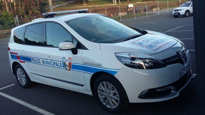 police municipale cynophile scenic