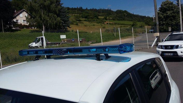 police municipale scenic