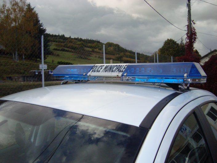 police municipale 208