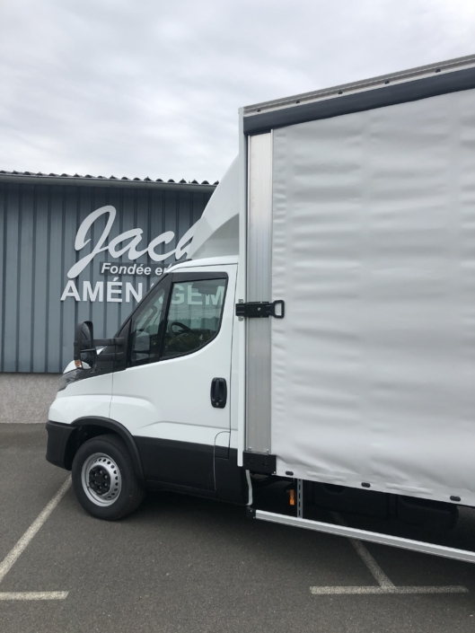 caisse brasseur - Iveco Daily