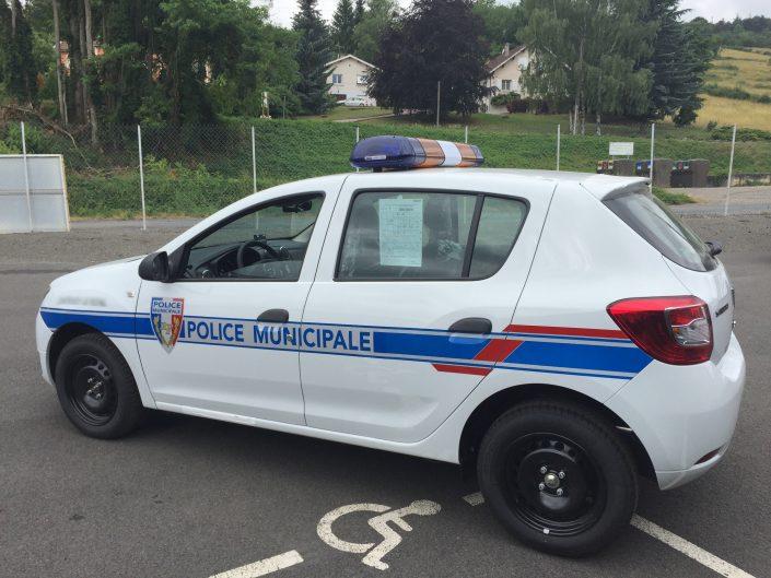 POLICE MUNICIPALE DACIA