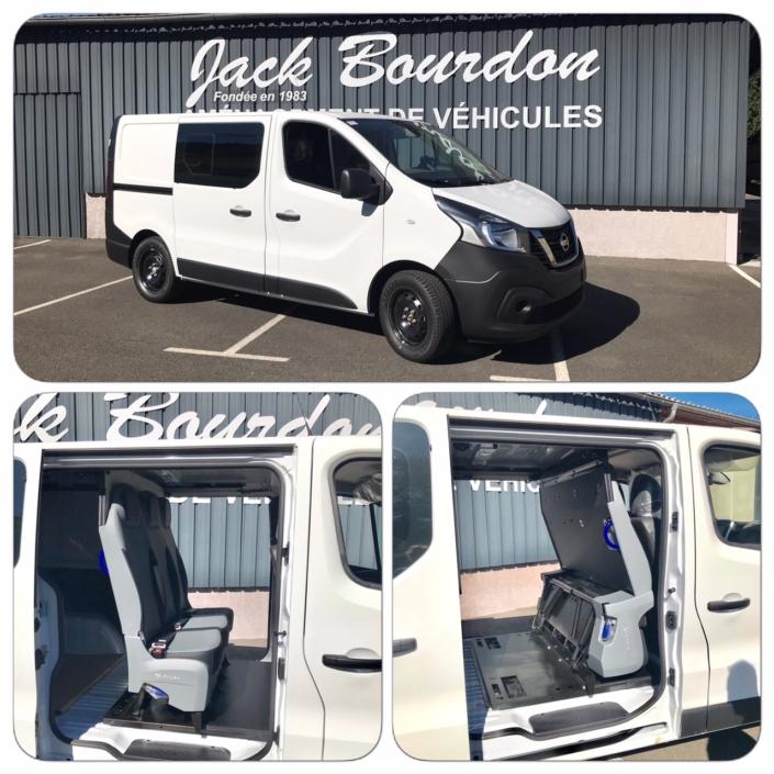 Jack Bourdon - Cabine Replicab