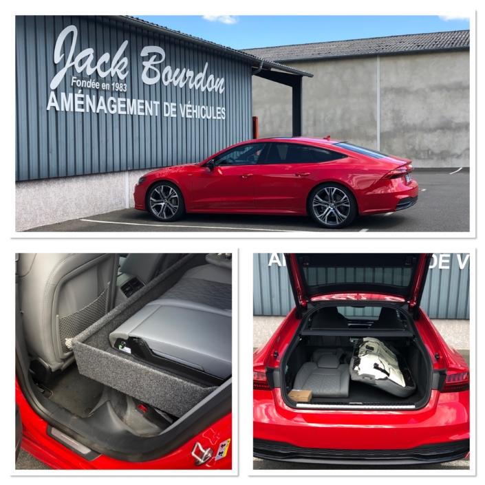 Jack Bourdon - Audi A7 Deriv Vp