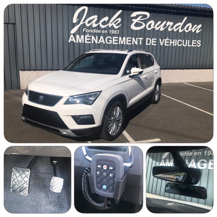 Jack Bourdon - Véhicule Auto Ecole