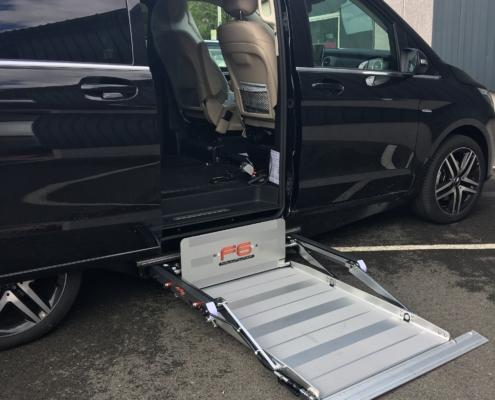 autolift F6 - élévateur extérieur