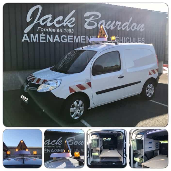 jack bourdon - triangle AK5 électrique