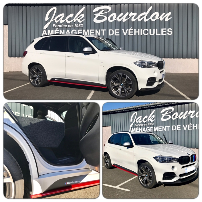 Jack Bourdon - BMW X1 Deriv Vp