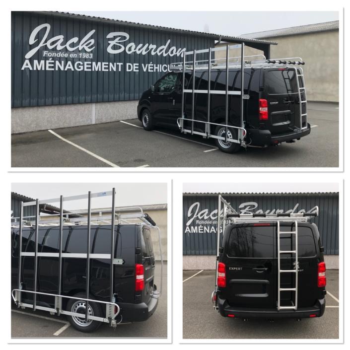 Jack Bourdon - Berce Vitre - Peugeot Expert