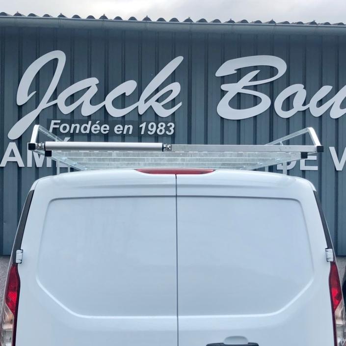 Jack Bourdon - Galerie Acier Galva - Ford Connect