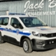 jack bourdon - peugeot rifter - police municipale